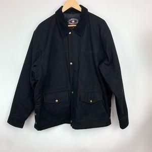 Carroll Original Wear Black Ranch Jacket